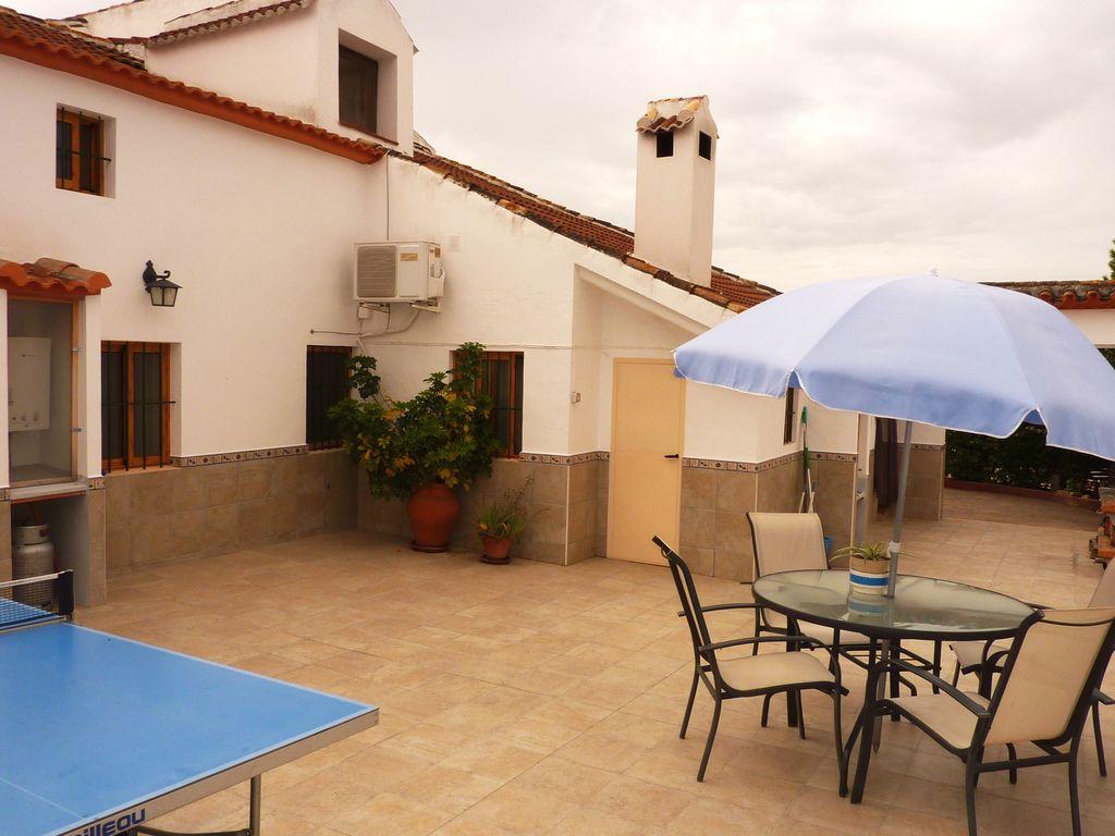 Maison de vacances Casa La Palmera (133745), Villanueva de la Concepcion, Malaga, Andalousie, Espagne, image 28