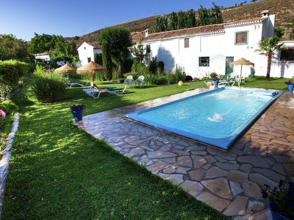 Ferienhaus Gemütliches Ferienhaus in El Padul mit Swimmingpool (133993), Orgiva, Granada, Andalusien, Spanien, Bild 5