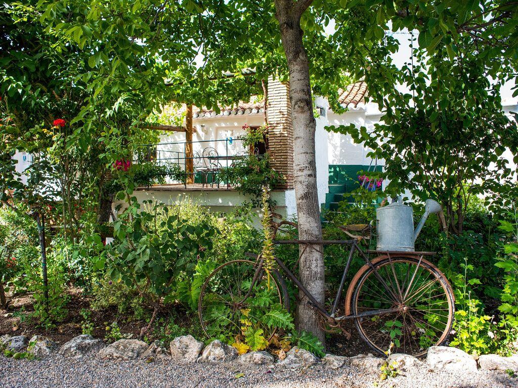 Ferienhaus Gemütliches Ferienhaus in El Padul mit Swimmingpool (133993), Orgiva, Granada, Andalusien, Spanien, Bild 29