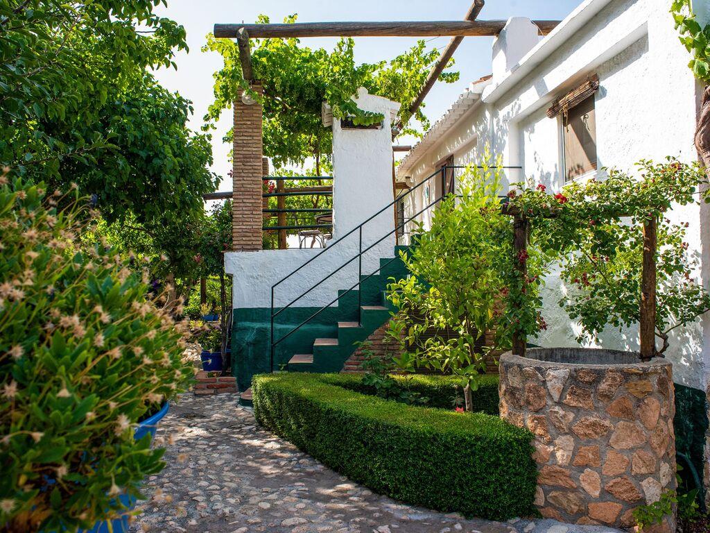 Ferienhaus Gemütliches Ferienhaus in El Padul mit Swimmingpool (133993), Orgiva, Granada, Andalusien, Spanien, Bild 6