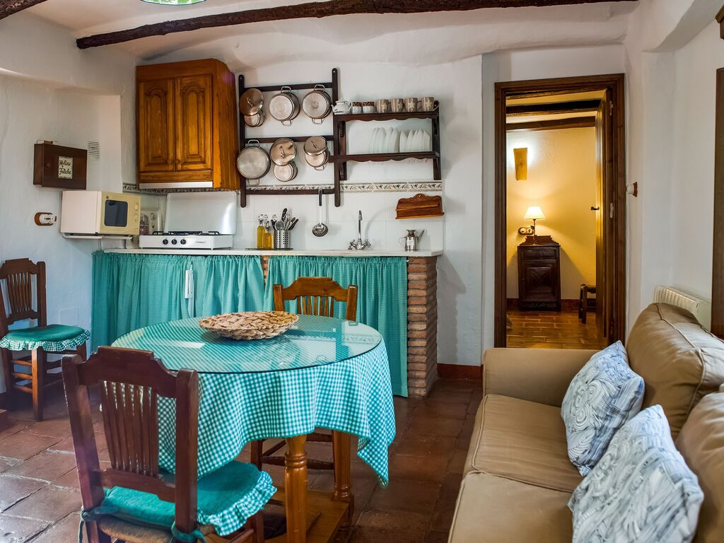Ferienhaus Gemütliches Ferienhaus in El Padul mit Swimmingpool (133993), Orgiva, Granada, Andalusien, Spanien, Bild 8