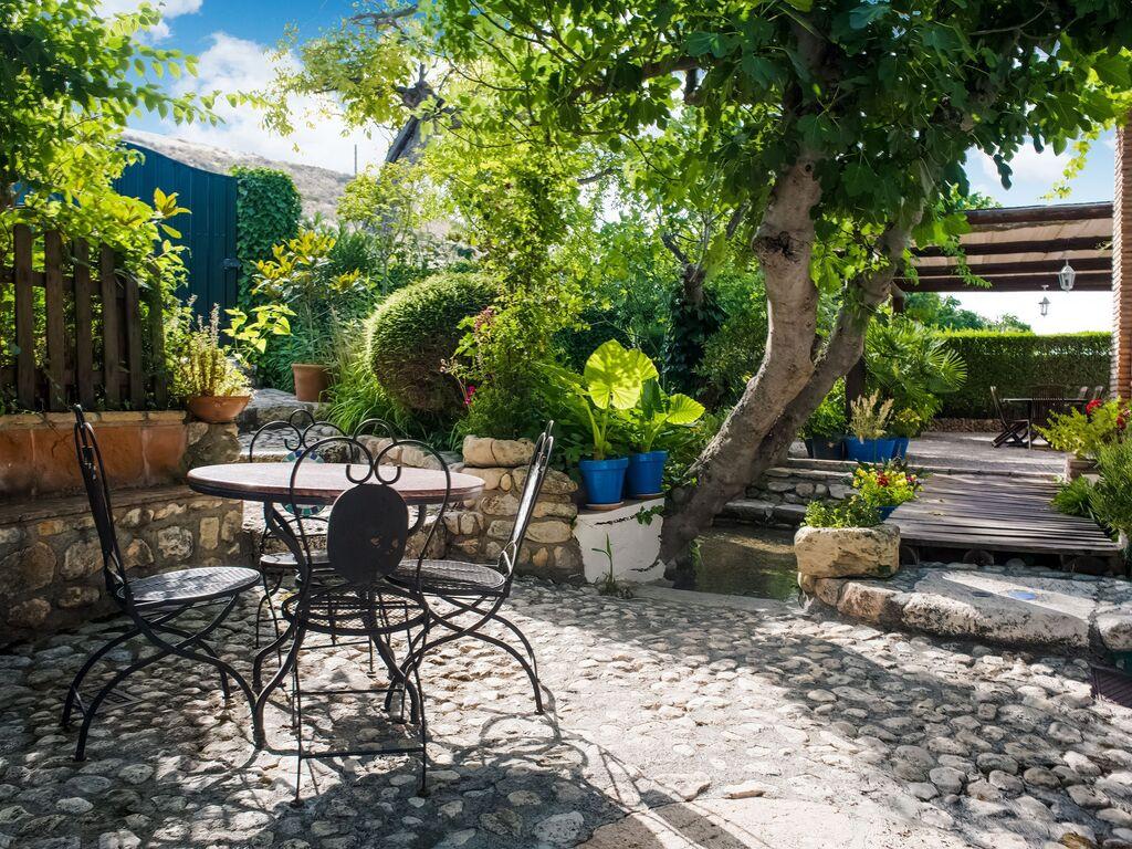 Ferienhaus Gemütliches Ferienhaus in El Padul mit Swimmingpool (133993), Orgiva, Granada, Andalusien, Spanien, Bild 27