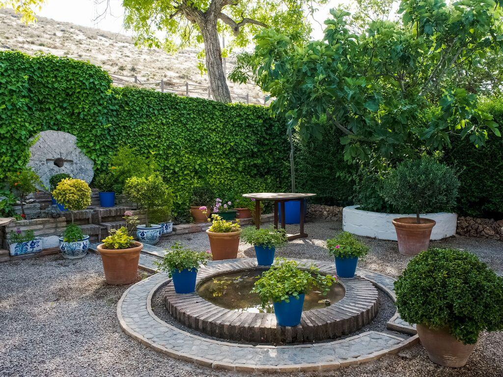 Ferienhaus Gemütliches Ferienhaus in El Padul mit Swimmingpool (133993), Orgiva, Granada, Andalusien, Spanien, Bild 30