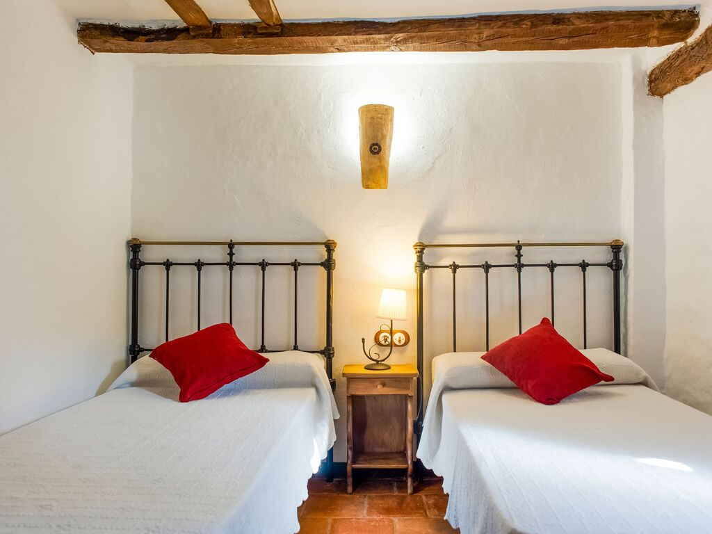 Ferienhaus Gemütliches Ferienhaus in El Padul mit Swimmingpool (133993), Orgiva, Granada, Andalusien, Spanien, Bild 21