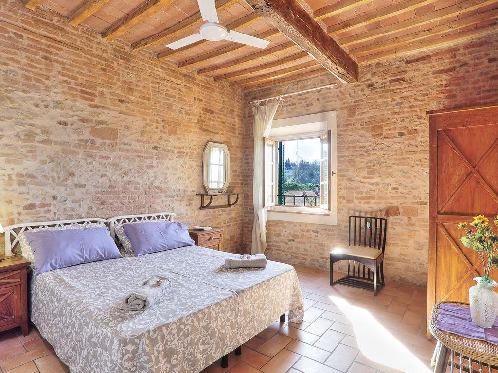 Ferienwohnung Geräumiges Cottage in Palaia mit privatem Pool (134364), Palaia, Pisa, Toskana, Italien, Bild 9