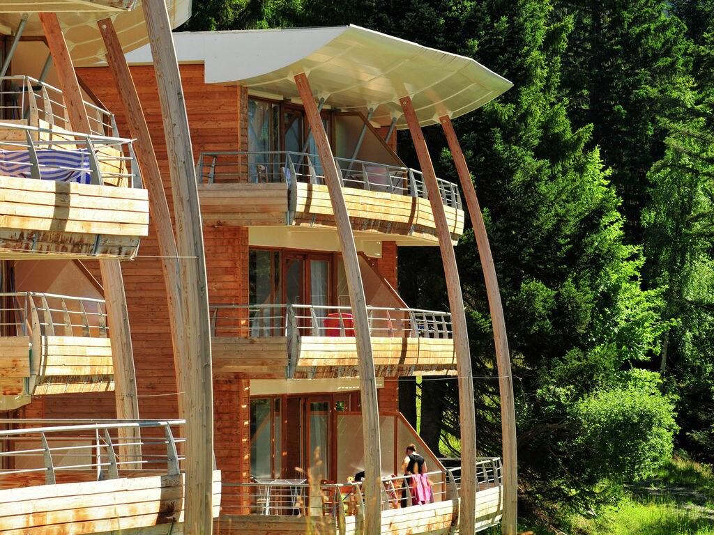 Ferienwohnung Gemütliche Ferienwohnung mit Balkon in Chamrousse (134002), Uriage les Bains, Ardèche-Drôme, Rhône-Alpen, Frankreich, Bild 8