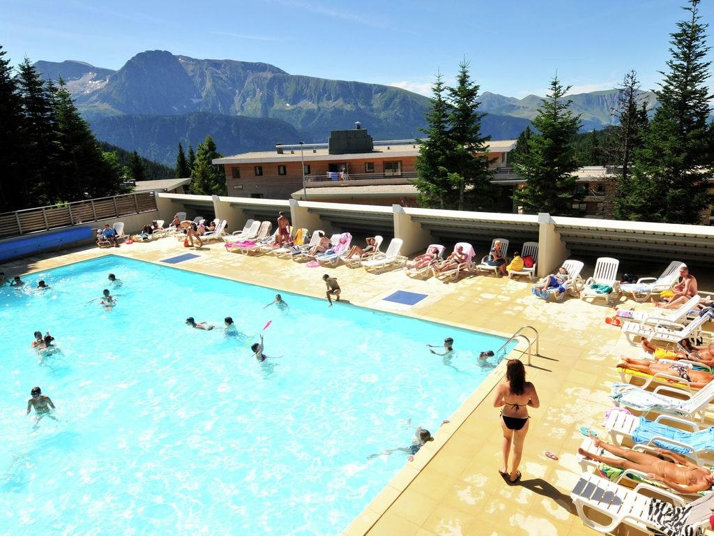 Ferienwohnung Gemütliche Ferienwohnung mit Balkon in Chamrousse (134002), Uriage les Bains, Ardèche-Drôme, Rhône-Alpen, Frankreich, Bild 11