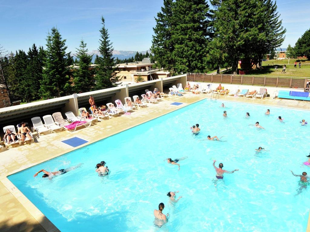 Ferienwohnung Gemütliche Ferienwohnung mit Balkon in Chamrousse (134002), Uriage les Bains, Ardèche-Drôme, Rhône-Alpen, Frankreich, Bild 12