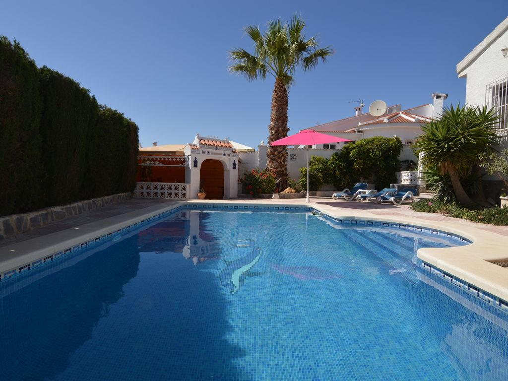 Ferienhaus Moderne Villa in Rojales mit Whirlpool und privatem Pool (255604), Rojales, Costa Blanca, Valencia, Spanien, Bild 3