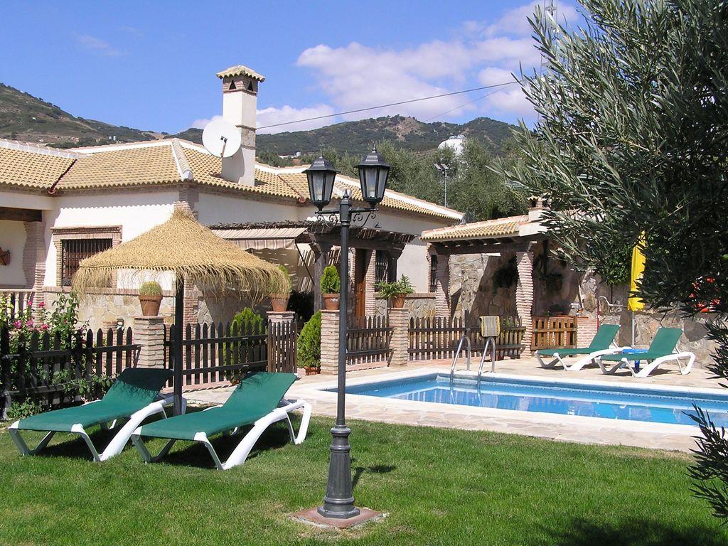 Ferienhaus Traditionelle Villa in Andalusien mit Privatterrasse, Pool (139929), Villanueva de la Concepcion, Malaga, Andalusien, Spanien, Bild 29