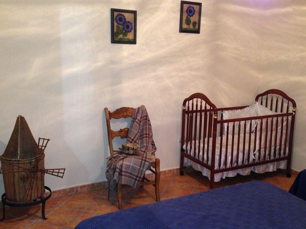 Ferienhaus Traditionelle Villa in Andalusien mit Privatterrasse, Pool (139929), Villanueva de la Concepcion, Malaga, Andalusien, Spanien, Bild 18