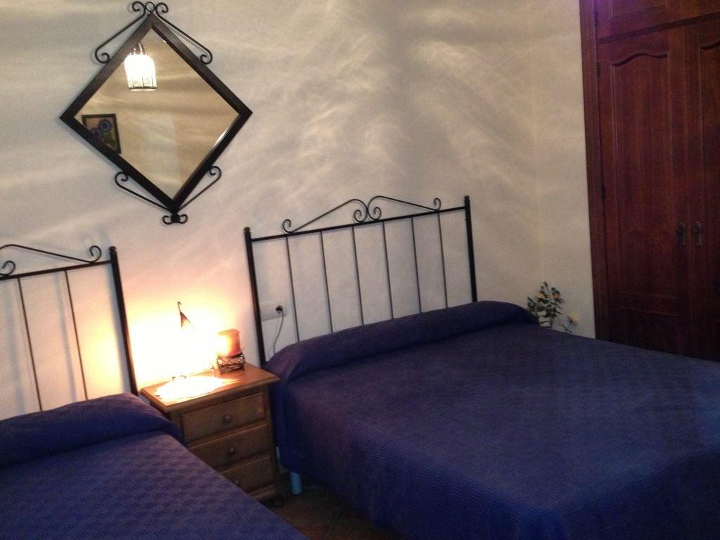 Ferienhaus Traditionelle Villa in Andalusien mit Privatterrasse, Pool (139929), Villanueva de la Concepcion, Malaga, Andalusien, Spanien, Bild 17