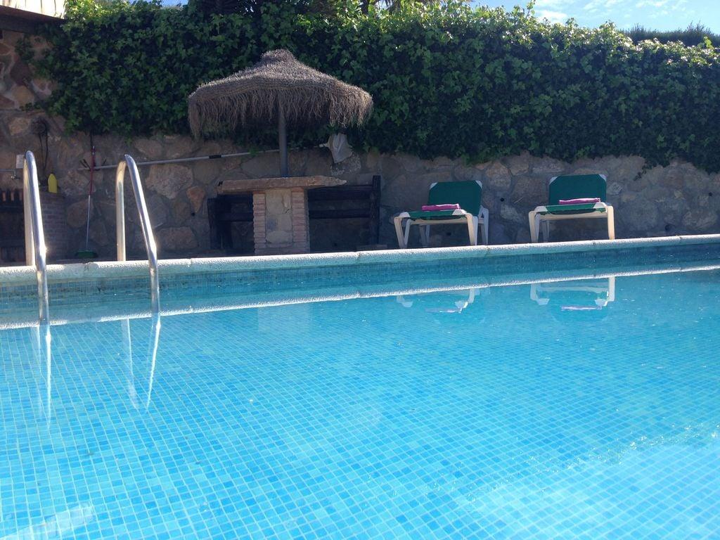 Ferienhaus Traditionelle Villa in Andalusien mit Privatterrasse, Pool (139929), Villanueva de la Concepcion, Malaga, Andalusien, Spanien, Bild 6