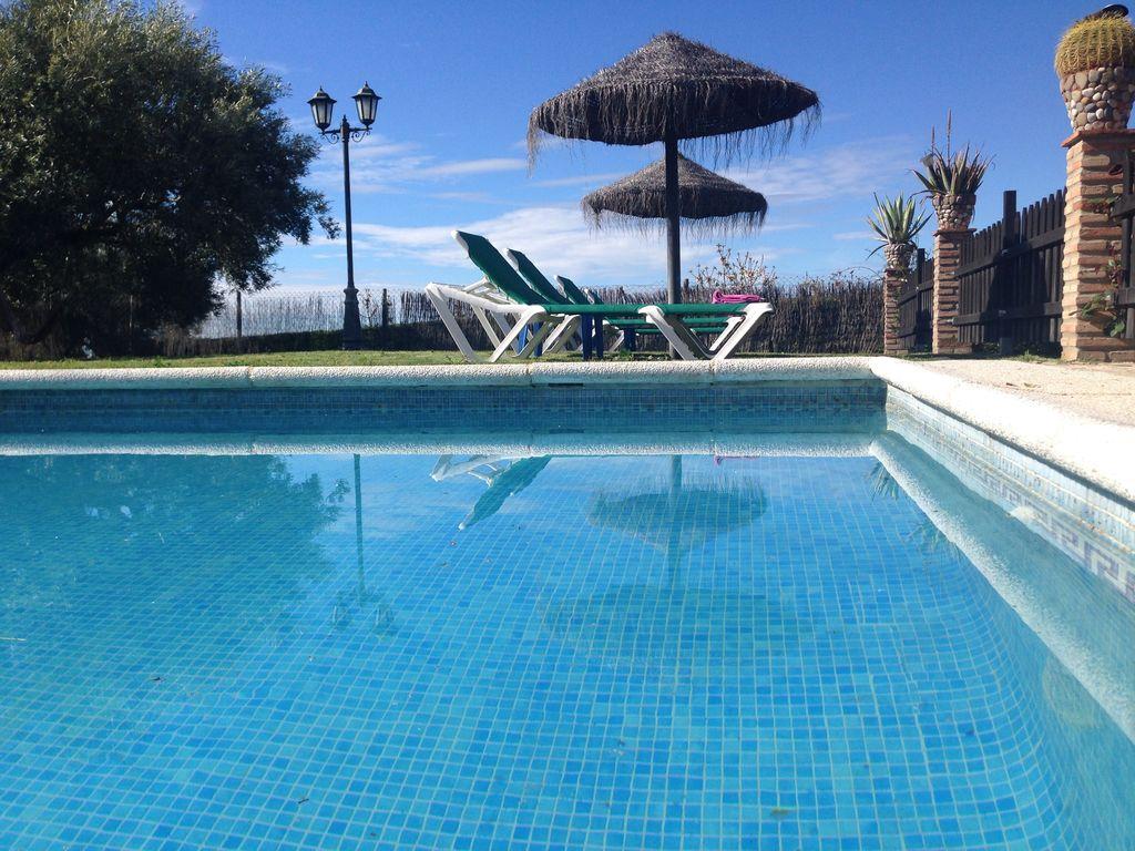 Ferienhaus Traditionelle Villa in Andalusien mit Privatterrasse, Pool (139929), Villanueva de la Concepcion, Malaga, Andalusien, Spanien, Bild 7