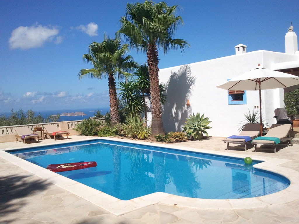 Ferienhaus Gemütliche Villa mit Swimmingpool auf Ibiza (578703), Cala Bassa, Ibiza, Balearische Inseln, Spanien, Bild 1