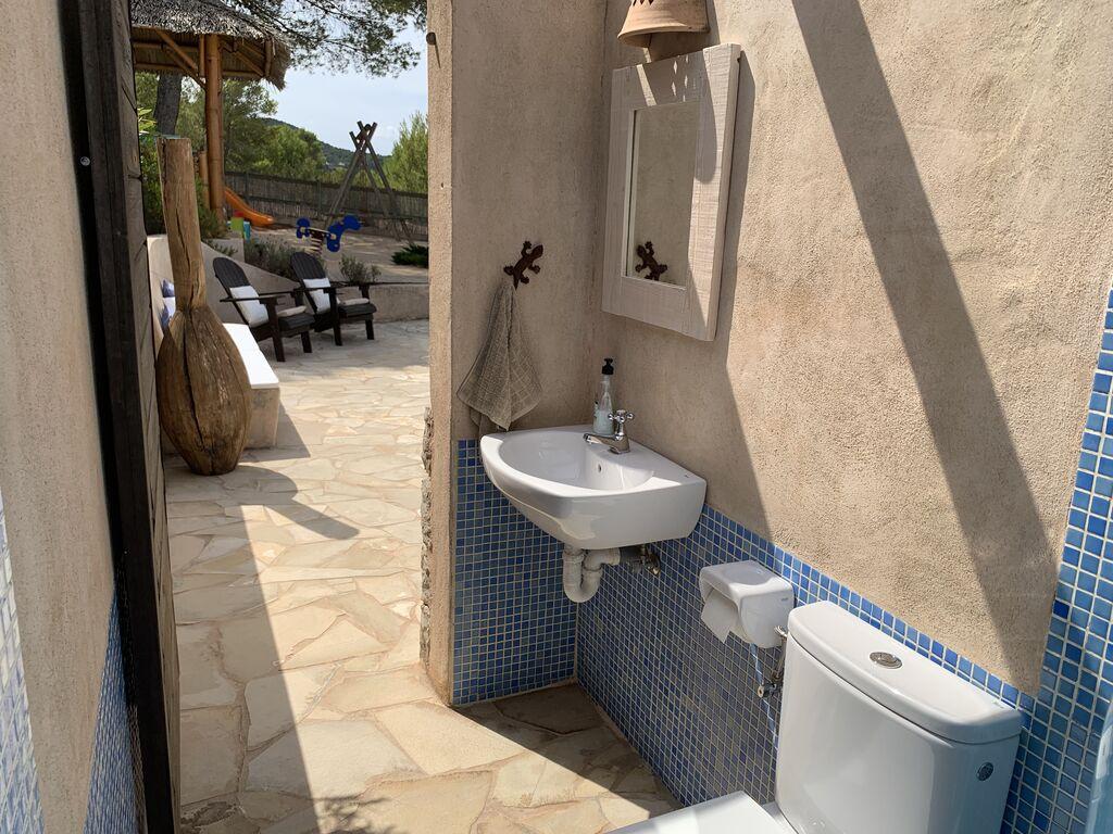 Ferienhaus Gemütliche Villa mit Swimmingpool auf Ibiza (578703), Cala Bassa, Ibiza, Balearische Inseln, Spanien, Bild 24