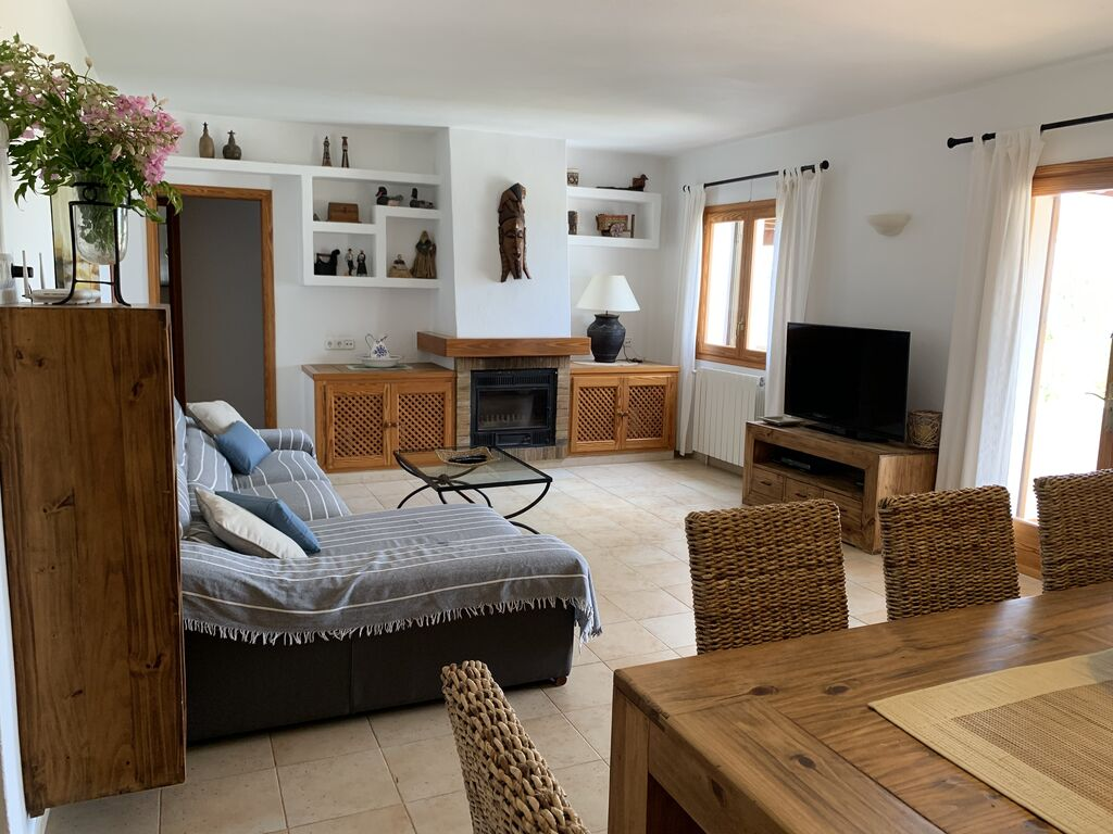 Ferienhaus Gemütliche Villa mit Swimmingpool auf Ibiza (578703), Cala Bassa, Ibiza, Balearische Inseln, Spanien, Bild 11