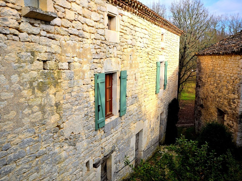 Ferienhaus Les Fontanelles (152324), Bagat en Quercy, Lot, Midi-Pyrénées, Frankreich, Bild 8