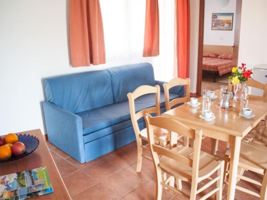 Ferienhaus Sorgfältig möblierter Bungalow mit 2 Bädern, 7 km von Pula (256428), Fažana, , Istrien, Kroatien, Bild 4