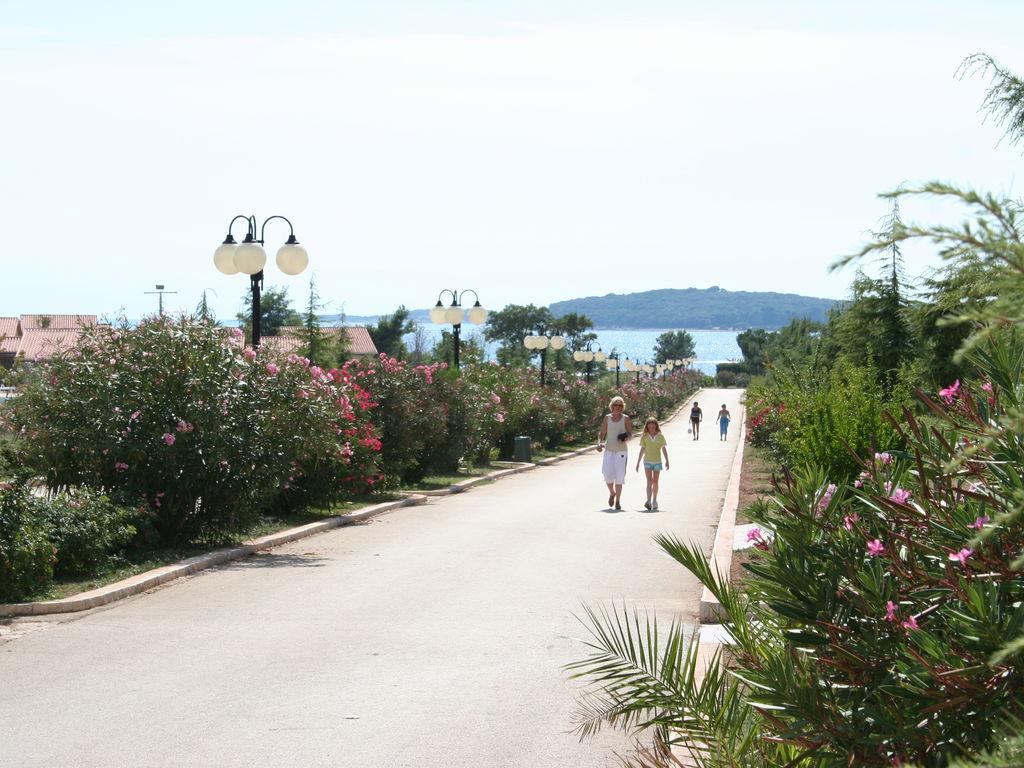 Ferienhaus Sorgfältig möblierter Bungalow mit 2 Bädern, 7 km von Pula (256428), Fažana, , Istrien, Kroatien, Bild 25