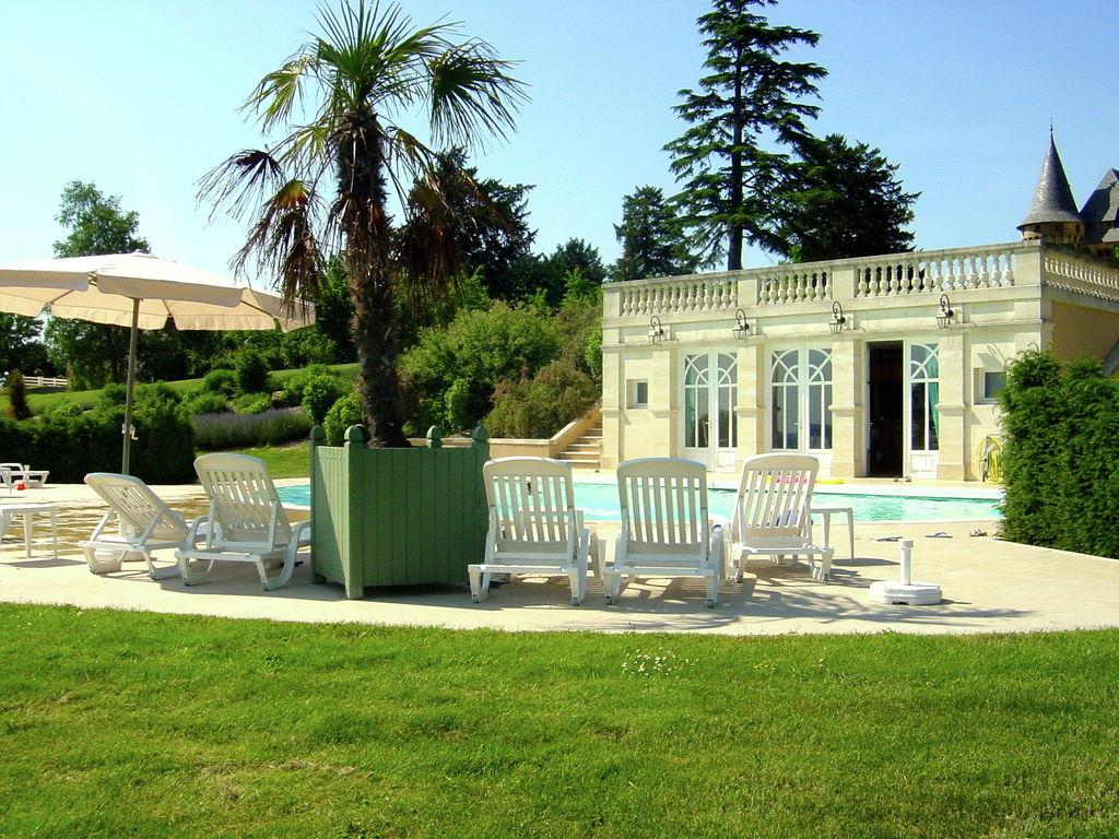 Holiday house Schönes Holzhaus an einem schönen See mit einer herrlichen Aussicht! (255949), Excideuil, Dordogne-Périgord, Aquitania, France, picture 6