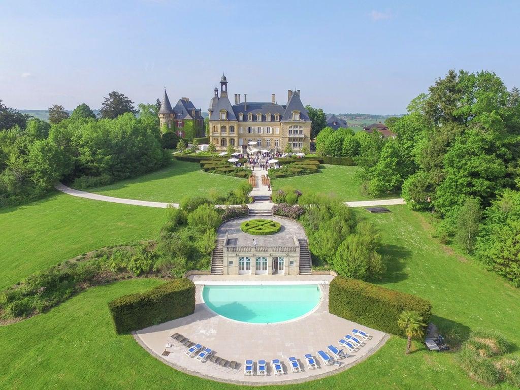 Holiday house Schönes Holzhaus an einem schönen See mit einer herrlichen Aussicht! (255949), Excideuil, Dordogne-Périgord, Aquitania, France, picture 5