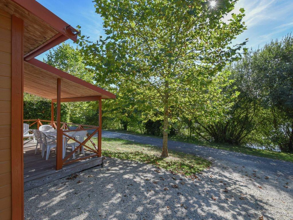 Holiday house Schönes Holzhaus an einem schönen See mit einer herrlichen Aussicht! (255949), Excideuil, Dordogne-Périgord, Aquitania, France, picture 19