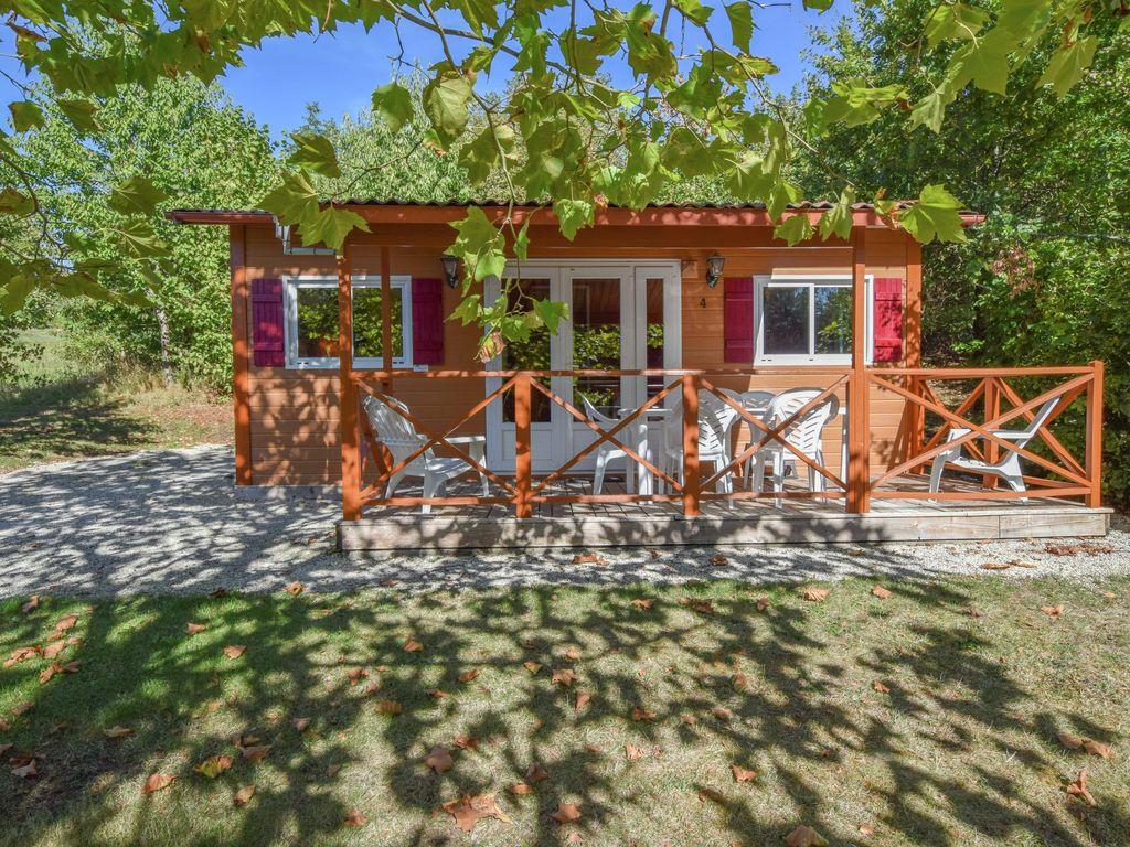 Holiday house Schönes Holzhaus an einem schönen See mit einer herrlichen Aussicht! (255949), Excideuil, Dordogne-Périgord, Aquitania, France, picture 3