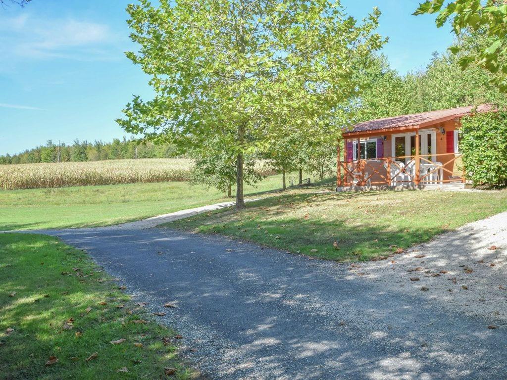 Holiday house Schönes Holzhaus an einem schönen See mit einer herrlichen Aussicht! (255949), Excideuil, Dordogne-Périgord, Aquitania, France, picture 18