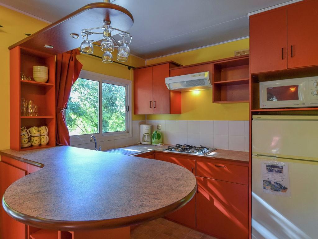 Holiday house Schönes Holzhaus an einem schönen See mit einer herrlichen Aussicht! (255949), Excideuil, Dordogne-Périgord, Aquitania, France, picture 9