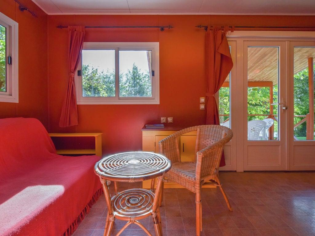 Holiday house Schönes Holzhaus an einem schönen See mit einer herrlichen Aussicht! (255949), Excideuil, Dordogne-Périgord, Aquitania, France, picture 38
