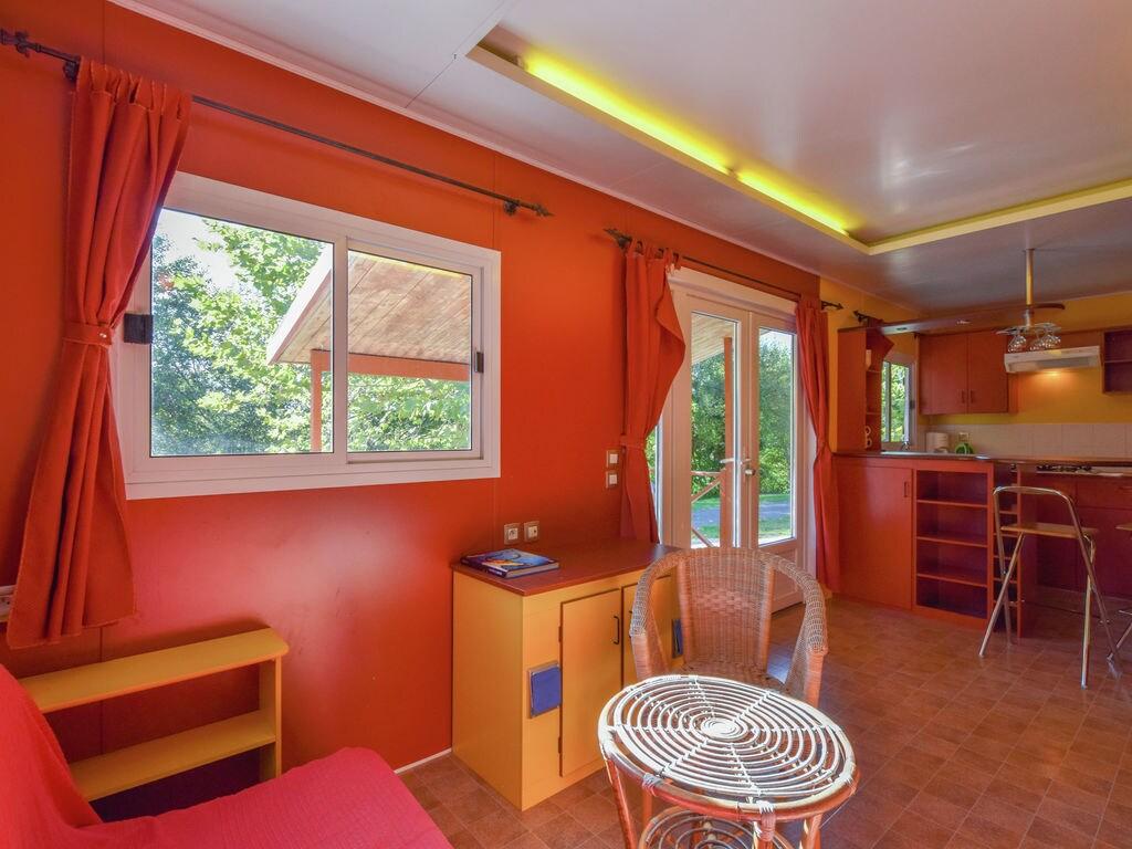 Holiday house Schönes Holzhaus an einem schönen See mit einer herrlichen Aussicht! (255949), Excideuil, Dordogne-Périgord, Aquitania, France, picture 8