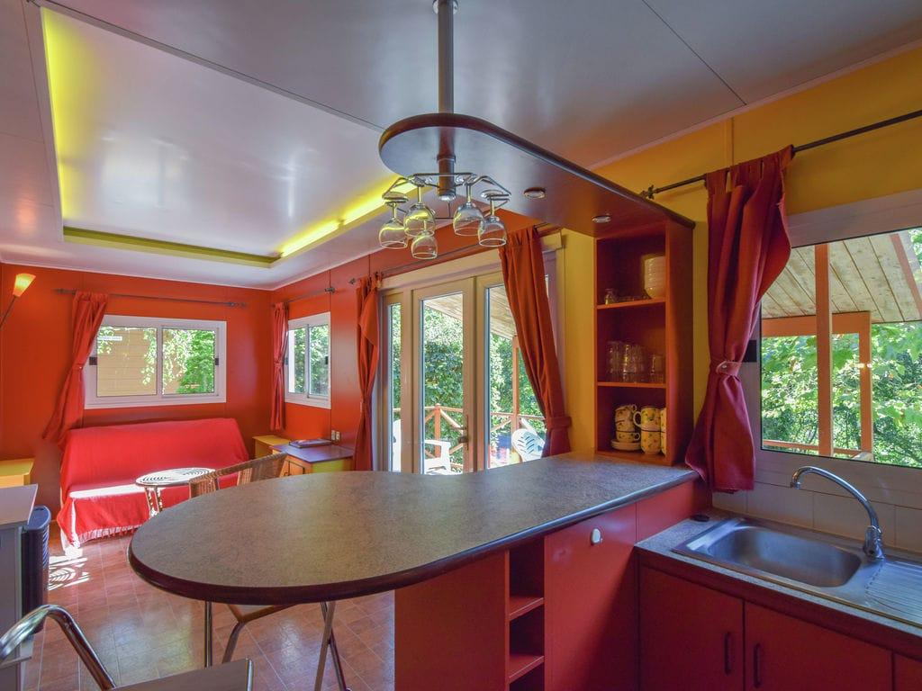 Holiday house Schönes Holzhaus an einem schönen See mit einer herrlichen Aussicht! (255949), Excideuil, Dordogne-Périgord, Aquitania, France, picture 40