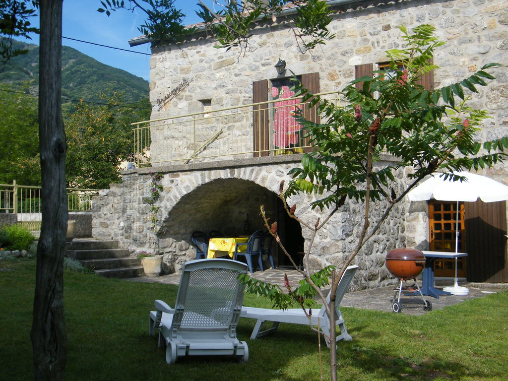 Ferienhaus Gemütliches Ferienhaus in La Souche am Fluss Lignon (255892), Jaujac, Ardèche-Drôme, Rhône-Alpen, Frankreich, Bild 6