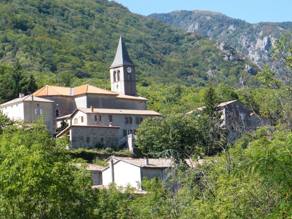 Ferienhaus Gemütliches Ferienhaus in La Souche am Fluss Lignon (255892), Jaujac, Ardèche-Drôme, Rhône-Alpen, Frankreich, Bild 23