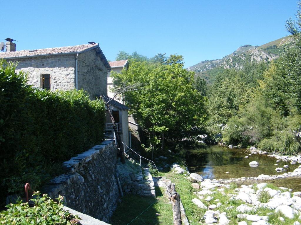 Ferienhaus Gemütliches Ferienhaus in La Souche am Fluss Lignon (255892), Jaujac, Ardèche-Drôme, Rhône-Alpen, Frankreich, Bild 7