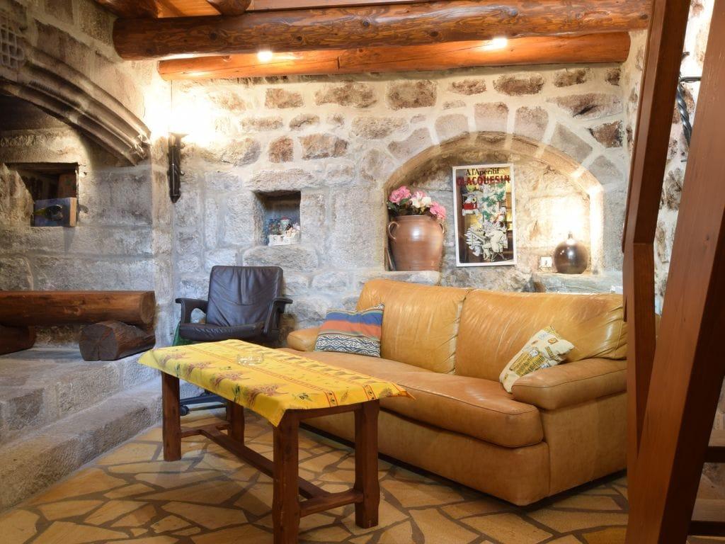 Ferienhaus Gemütliches Ferienhaus in La Souche am Fluss Lignon (255892), Jaujac, Ardèche-Drôme, Rhône-Alpen, Frankreich, Bild 2