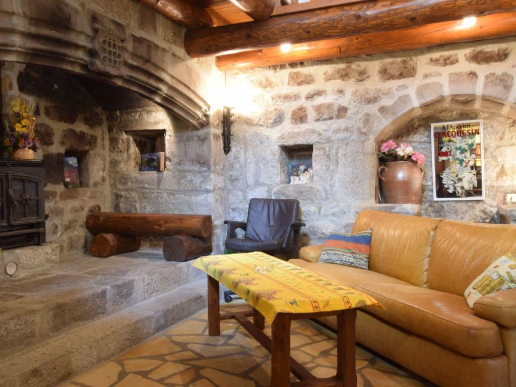 Ferienhaus Gemütliches Ferienhaus in La Souche am Fluss Lignon (255892), Jaujac, Ardèche-Drôme, Rhône-Alpen, Frankreich, Bild 8