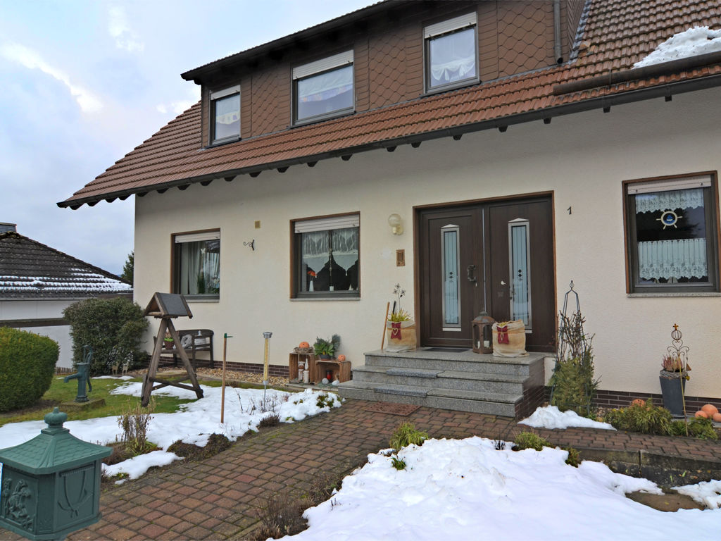 Holiday apartment Komfortable Ferienwohnung nahe Skigebiet in Diemelsee (152538), Diemelsee, Sauerland, North Rhine-Westphalia, Germany, picture 1