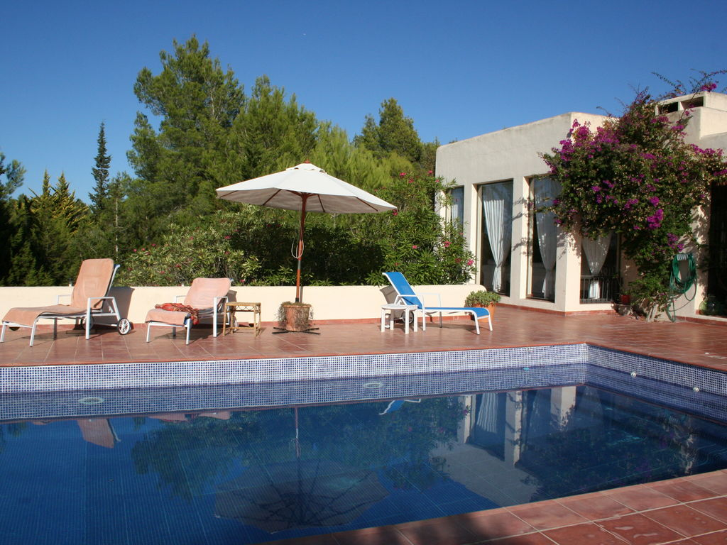 Ferienhaus Helle amerikanische Villa mit Pool in St Joan de Labritja (562957), San Miguel de Balansat, Ibiza, Balearische Inseln, Spanien, Bild 11