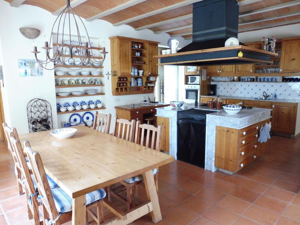 Ferienhaus Helle amerikanische Villa mit Pool in St Joan de Labritja (562957), San Miguel de Balansat, Ibiza, Balearische Inseln, Spanien, Bild 3