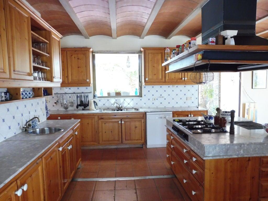 Ferienhaus Helle amerikanische Villa mit Pool in St Joan de Labritja (562957), San Miguel de Balansat, Ibiza, Balearische Inseln, Spanien, Bild 17