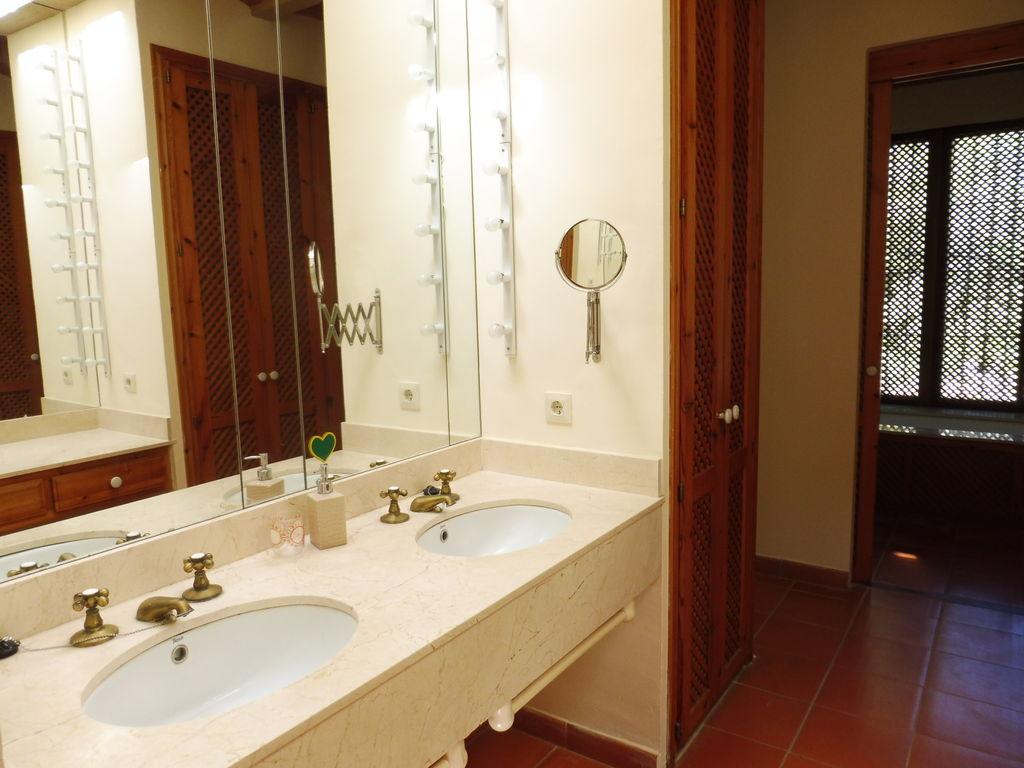 Ferienhaus Helle amerikanische Villa mit Pool in St Joan de Labritja (562957), San Miguel de Balansat, Ibiza, Balearische Inseln, Spanien, Bild 26