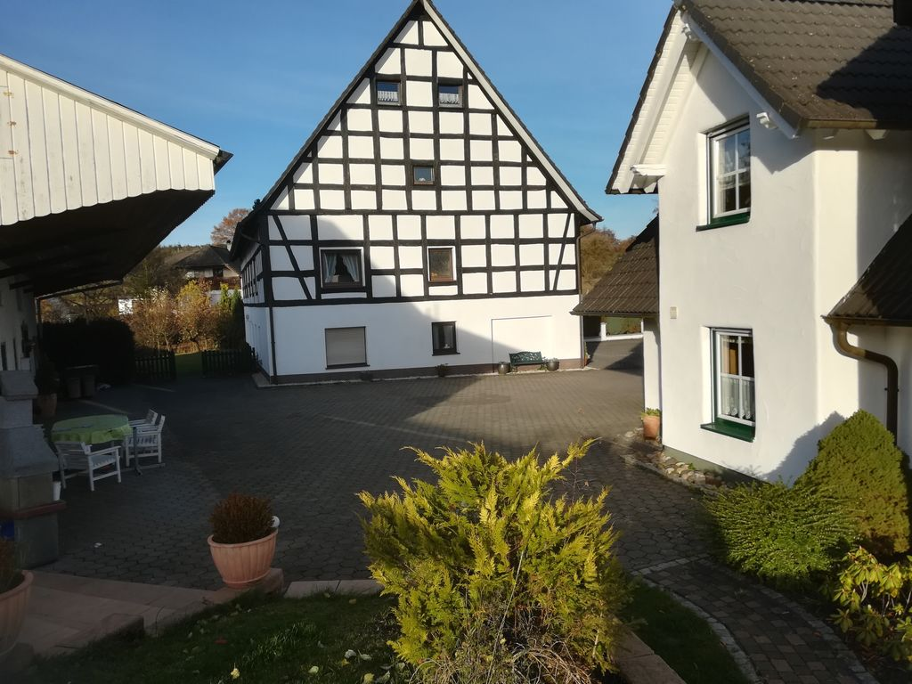 Holiday apartment Charmantes Appartement mit eigenem Pool im Sauerland (152539), Attendorn, Sauerland, North Rhine-Westphalia, Germany, picture 7