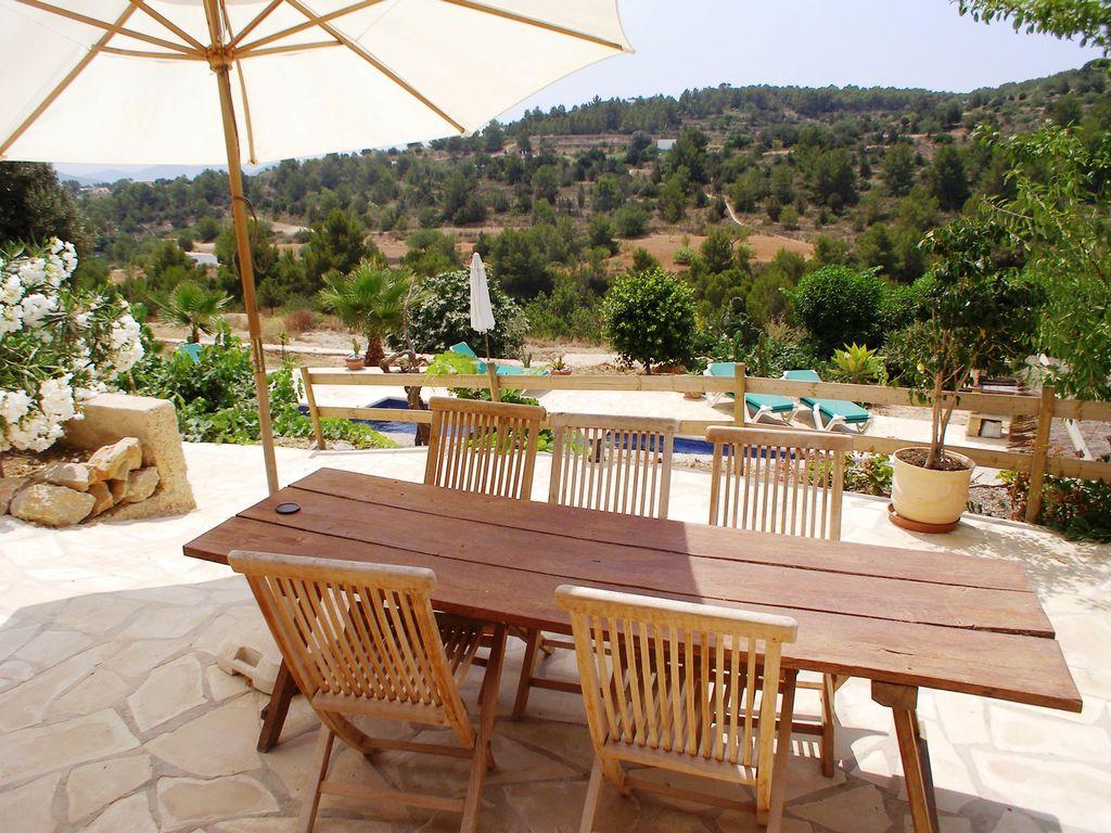 Ferienhaus Gemütliches Haus in St. Josep de sa Talaia mit eigenem Pool (562864), Sant Agustí des Vedrà, Ibiza, Balearische Inseln, Spanien, Bild 36