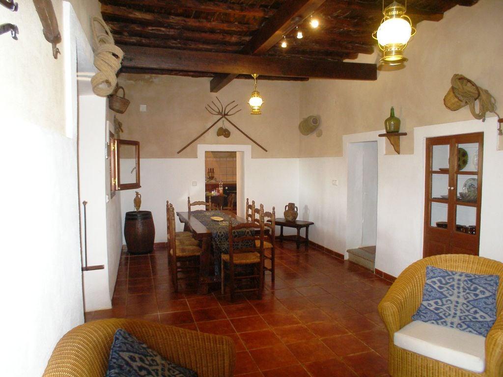 Ferienhaus Gemütliches Haus in St. Josep de sa Talaia mit eigenem Pool (562864), Sant Agustí des Vedrà, Ibiza, Balearische Inseln, Spanien, Bild 18
