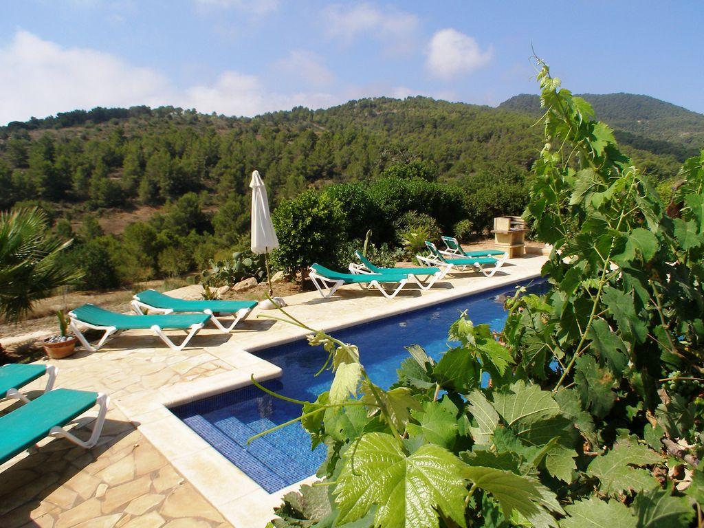 Ferienhaus Gemütliches Haus in St. Josep de sa Talaia mit eigenem Pool (562864), Sant Agustí des Vedrà, Ibiza, Balearische Inseln, Spanien, Bild 11