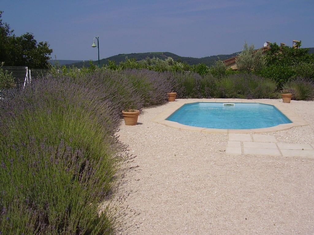 Ferienhaus Villa mit Pool und Talblick in Saint-Laurent-de-Carnols (303677), Bagnols sur Cèze, Gard Binnenland, Languedoc-Roussillon, Frankreich, Bild 3