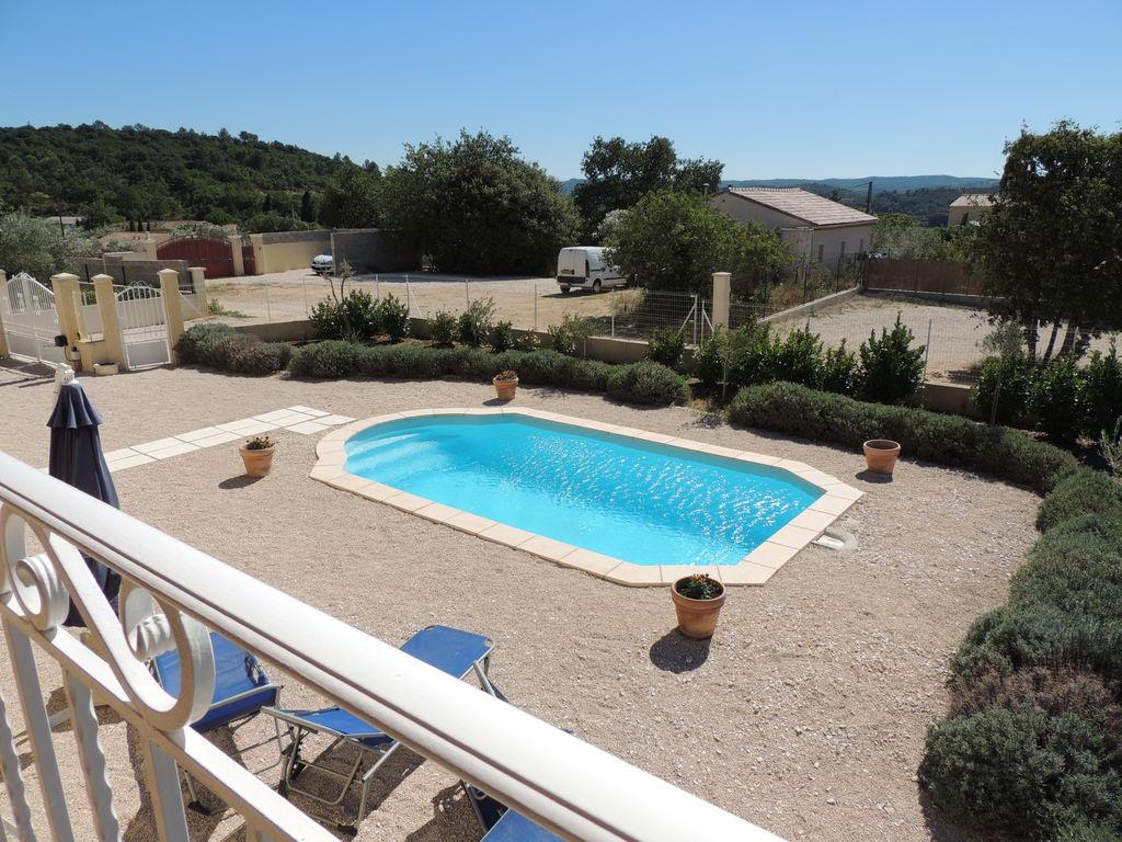 Ferienhaus Villa mit Pool und Talblick in Saint-Laurent-de-Carnols (303677), Bagnols sur Cèze, Gard Binnenland, Languedoc-Roussillon, Frankreich, Bild 5