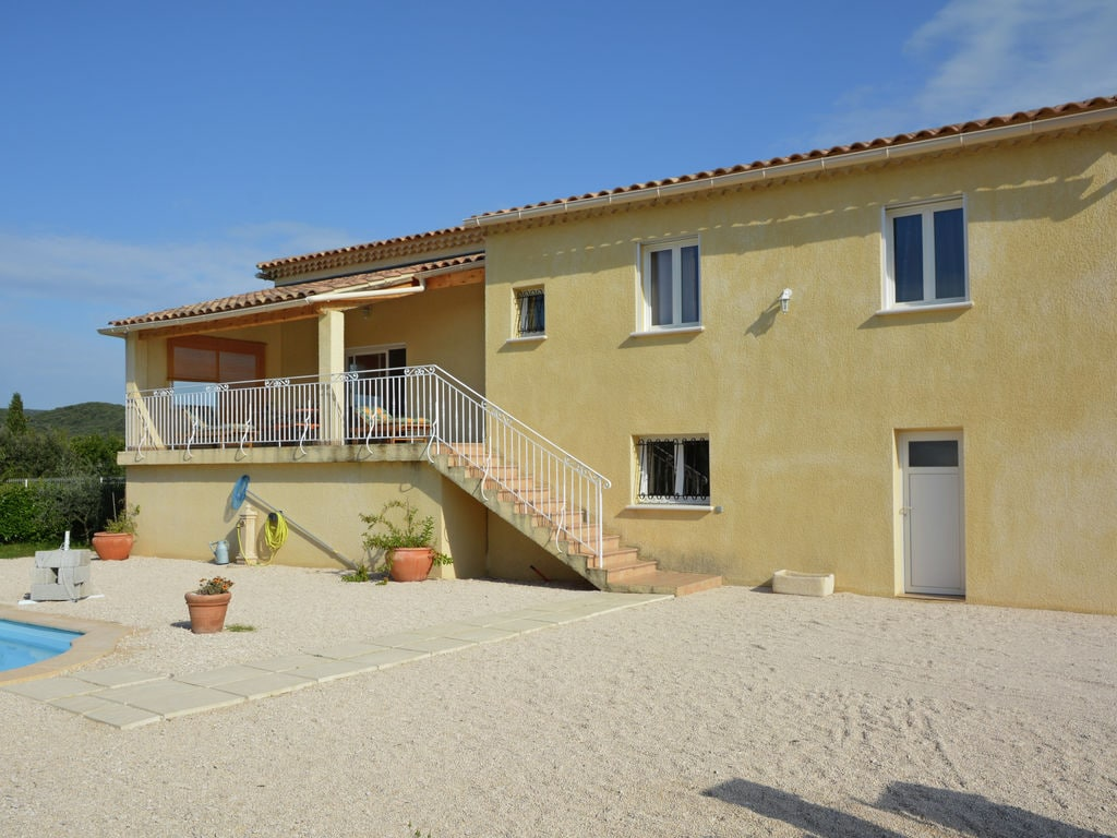 Ferienhaus Villa mit Pool und Talblick in Saint-Laurent-de-Carnols (303677), Bagnols sur Cèze, Gard Binnenland, Languedoc-Roussillon, Frankreich, Bild 2